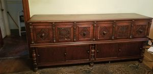 Antique and vintage cabinets and table for Sale in Warren, MI