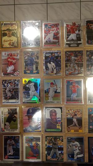 Baseball Rookie Cards. Make Offers! for Sale in Clarksville, IN