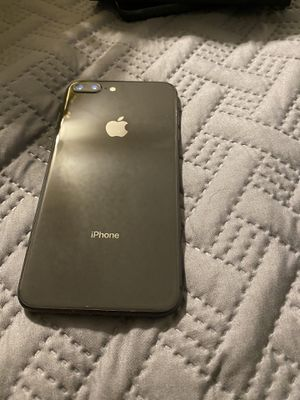 Verizon Wireless Black & Rose Gold iPhone 8 plus for Sale in Fort Worth, TX