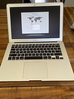 2015 Apple MacBook Air 2.2GHz i7-5650U - 8GB 512gb Catalina 10.15.6 for Sale in Louisville, KY