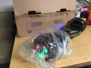 Space grey Bluetooth hover boards hoverboard for Sale in Chicago, IL