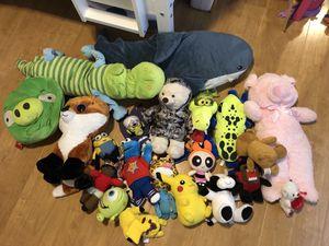 Teddy bears - fluffy toys for Sale in Miami, FL