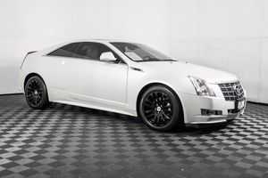 2012 Cadillac CTS Coupe for Sale in Puyallup, WA