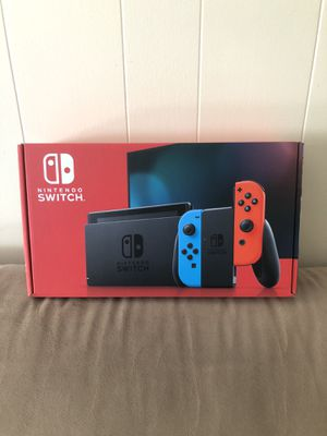 Nintendo Switch Neon V2 for Sale in Seal Beach, CA