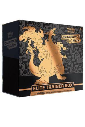 POKEMON TCG: CHAMPION'S PATH ELITE TRAINER BOX for Sale in Valley Center, CA