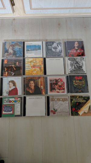 16 Christmas Music CD's for Sale in Weirton, WV