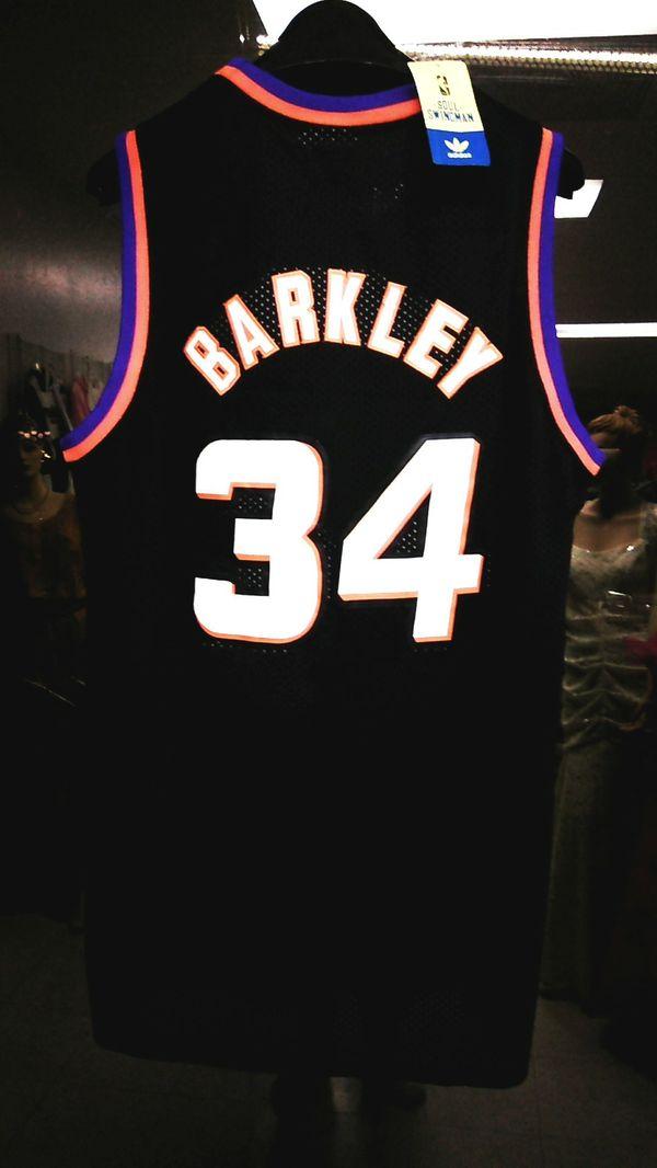 Suns Jersey Charles Barkley