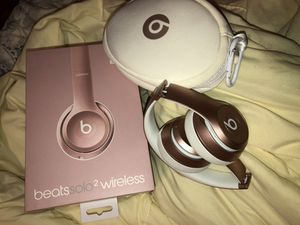 Beats solo wireless for Sale in Dearborn Heights, MI