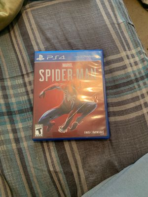 Spider man ps4 for Sale in Baltimore, MD