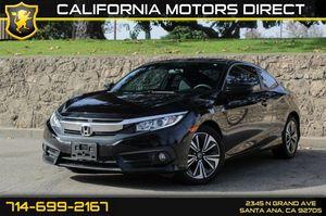 2016 Honda Civic Coupe for Sale in Santa Ana, CA