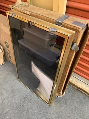 Glass Display Cases - Collectible Dealer Display Cases w key for Sale in Huntington Beach, CA