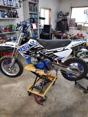 03 klx110 full mod, one owner for Sale in Vancouver, WA