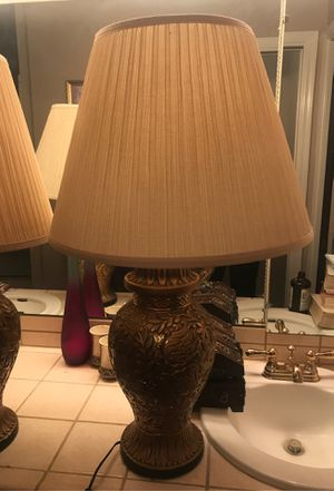 Beautiful lamps (2) for Sale in Tucson, AZ