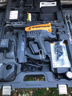 Bostitch brad nailer for Sale in Trumbull, CT