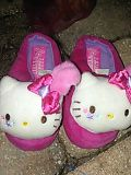 7-8c Hello Kitty slippers for Sale in Orlando, FL