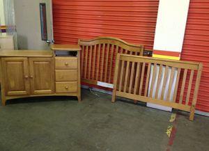 Full size bedroom set for Sale in Seattle, WA