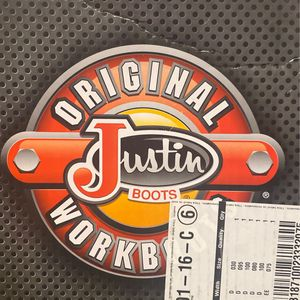Boys Size 3 Justin Boots for Sale in Acworth, GA