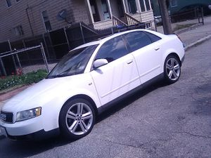 2002 Audi A4 parts or whole $300 if u get your own tow $400 if i do for Sale in Providence, RI