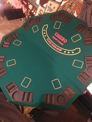 Portable card table for Sale in East Wenatchee, WA