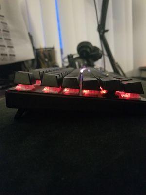 Blue switch keyboard for Sale in Seattle, WA