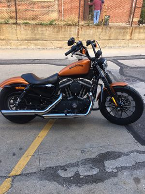 2014 Harley Davidson Sportster 883 for Sale in Cleveland, OH
