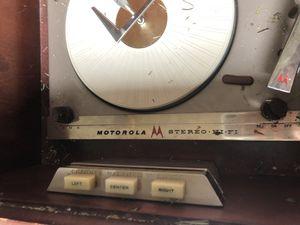 Motorola stereo for Sale in Warren, RI