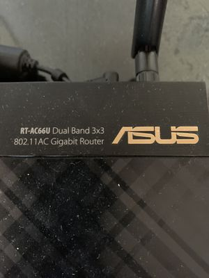 ASUS RT-AC66U Router (fully functioning for Sale in Paradise Valley, AZ