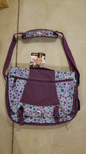High Sierra Messenger Bag for Sale in Orland Park, IL