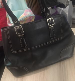 Black Coach purse for Sale in Troutdale, OR