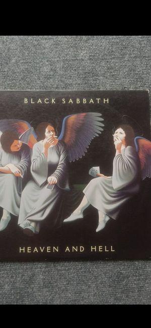BLACK SABATH RECORD for Sale in Delray Beach, FL