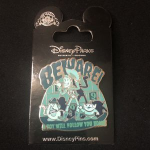 Toy Story / Haunted Mansion Mashup Disney Pin for Sale in Anaheim, CA