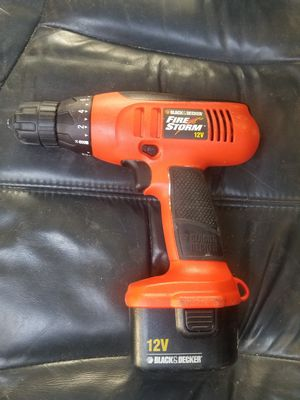 Cordless drill for Sale in Billings, MT