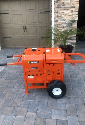 Commercial Power generator 9500 watts steady for Sale in Orlando, FL