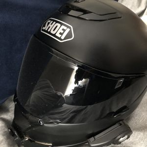 Shoei Qwest Size L With Sena Bluetooth for Sale in Fresno, CA