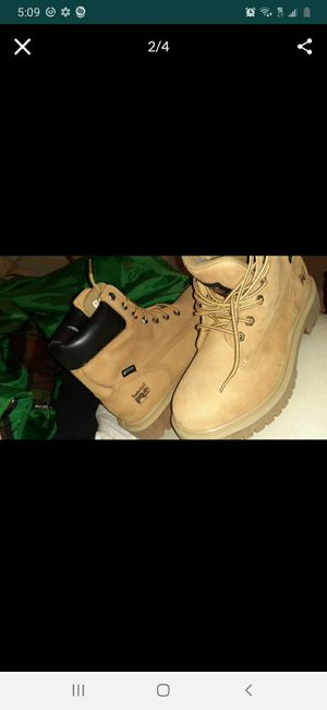 Timberland with steel 9 1/2 for 60 for Sale in Falls Church, VA