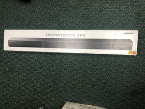 SoundBar, Electronics Bose Sound Touch 300 In Box .. for Sale in Baltimore, MD