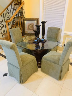 Elegant and beautiful dining set for Sale in Annandale, VA