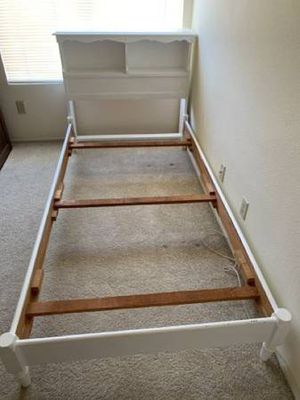 Twin Bed Frame for Sale in Murrieta, CA
