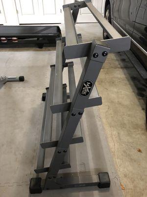 XMark 4 tier Weight Rack for Sale in Chesapeake, VA