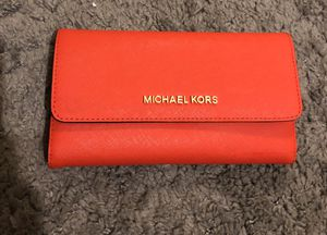 Original Micheal kors wallet for Sale in Lawrence, MA