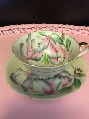 Royal Sealy China (Japan) vintage tea cup and saucer for Sale in Cornelius, OR