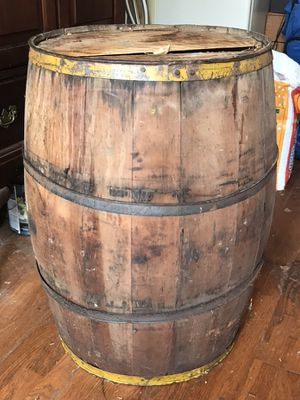 Old Whiskey Barrel for Sale in Knoxville, TN