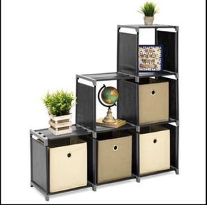 6-Drawer Multi-Purpose Cubby Storage Cabinet for Sale in The Colony, TX
