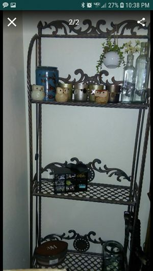 4 tier shelf for Sale in Lakewood, WA