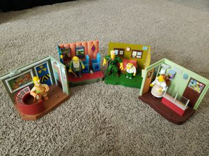 The Simpsons play set vintage/rare for Sale in Orlando, FL