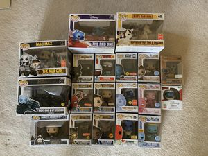 Funko Pop Marvel, Ad Icon, Game of Thrones, Disney for Sale in Hacienda Heights, CA