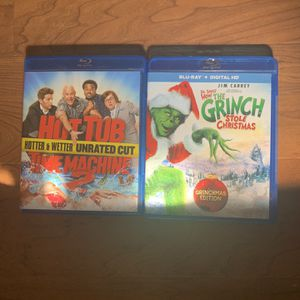 Hot TubTime Machine 2 And The Grinch for Sale in Los Angeles, CA