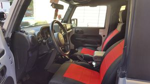 jeep wrangler 2009 manual 6 speed 63, plus miles on it must see. for Sale in Waterbury, CT