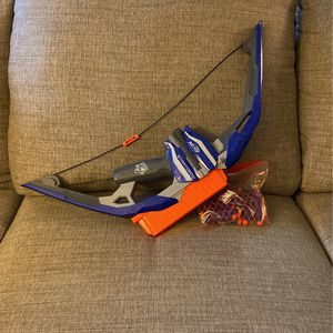 NERF Stratabow Gun for Sale in San Diego, CA