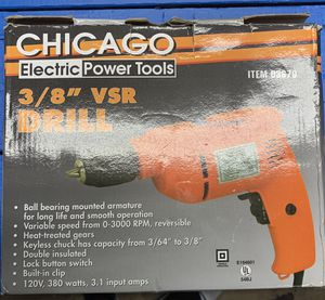 Electric power drill( Brand New) for Sale in Columbia, MD
